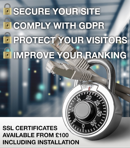 SSL GDPR Regulations